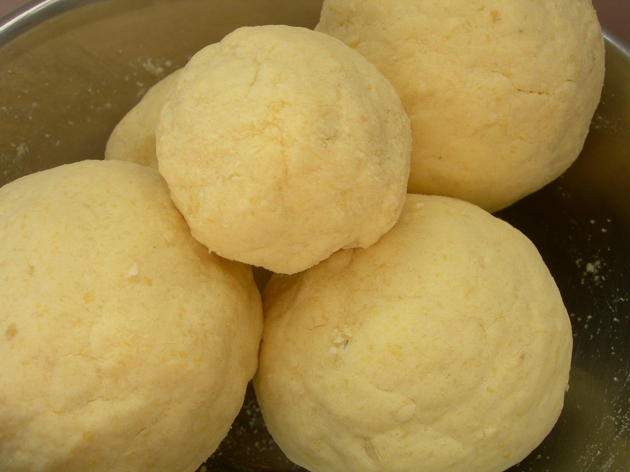 Hình ảnh Cách làm bánh dẻo nhân đậu xanh và thập cẩm thơm ngon số 5