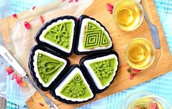 Hình ảnh Cách làm bánh dẻo nhân đậu xanh và thập cẩm thơm ngon số 1