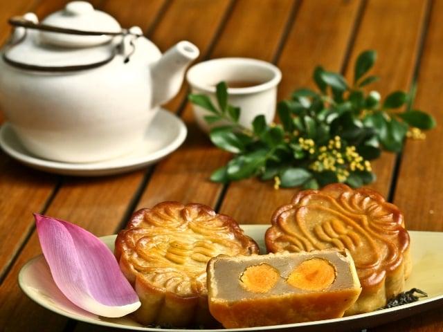 Hướng dẫn cách làm bánh Trung thu thơm ngon hấp dẫn 1