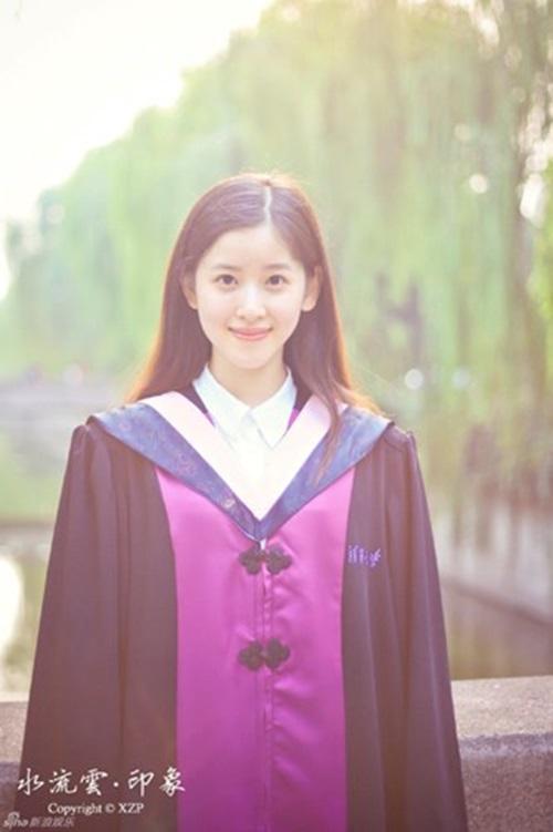 Cô bé trà sữa Trung Quốc đã kết hôn và dính nghi án mang bầu với đại gia U40  7