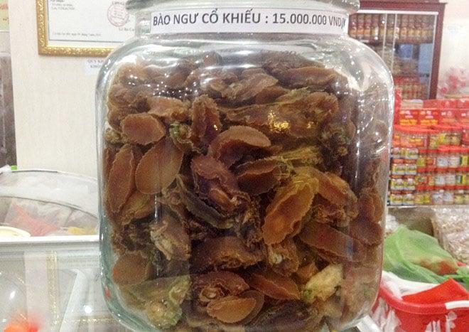 Những đặc sản giá 15 triệu đồng/kg ở Phú Quốc 1