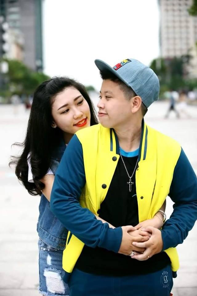 Ngưỡng mộ mối tình người nữ chuyển giới và bạn gái xinh đẹp Sài Gòn  3