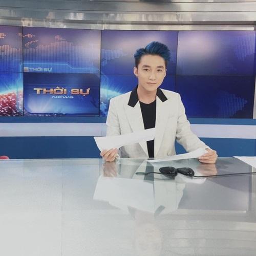 Sơn Tùng M-TP lần đầu thử sức làm MC trên sóng truyền hình 1