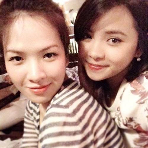 Cận cảnh nhan sắc cô em gái ruột xinh đẹp của MC Đan Lê 3
