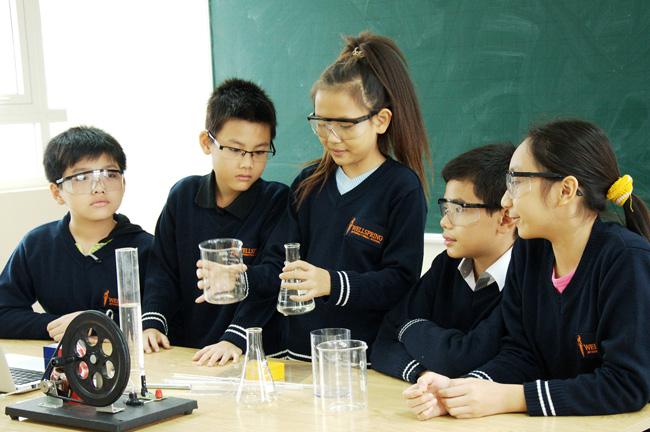Bắc Giang: Triển khai mô hình trường học mới cho học sinh THCS 1