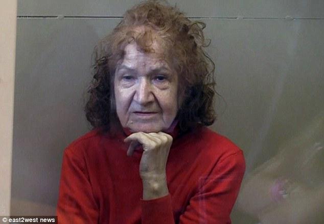 Nga: Chấn động nhật ký tội ác hàng loạt của cụ bà 68 tuổi  1