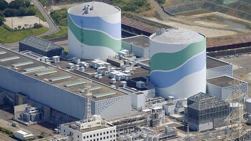 Nhật Bản khởi động lại nhà máy điện hạt nhân Sendai sau thảm họa sóng thần 1