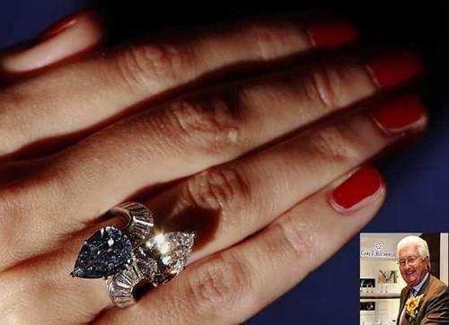 Top 10 tỷ phú giàu nhất thế giới ngành kim cương 9