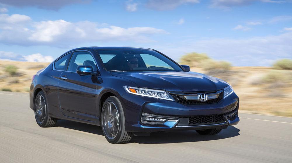 Hình ảnh Honda Accord Coupe 2016: Hé lộ những hình ảnh đầu tiên số 4