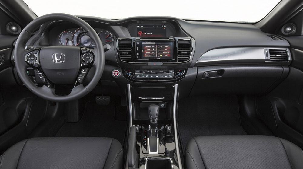 Honda Accord Coupe 2016: Hé lộ những hình ảnh đầu tiên 3