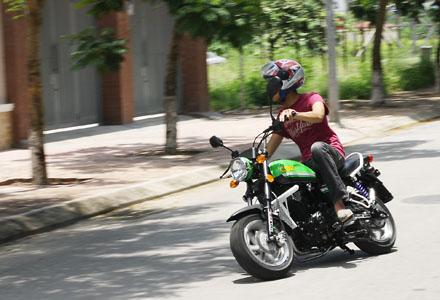 Top 3 mẫu xe côn tay giá rẻ tại Việt Nam 5