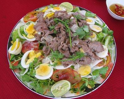 Cách làm salad trộn thơm ngon bổ dưỡng 9