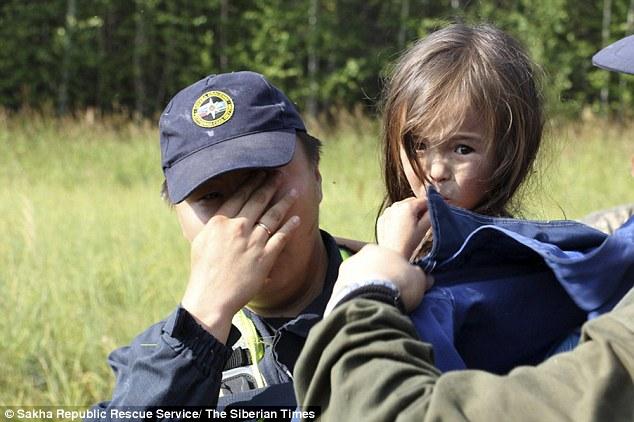 Sự phục hồi kỳ diệu của cô bé 4 tuổi ở 12 đêm trong rừng già Siberia 5