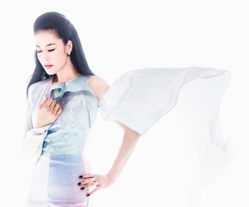 Facebook sao Việt: Thu Phương với vẻ đẹp không tuổi, Minh Hà xinh đẹp như công chúa 1