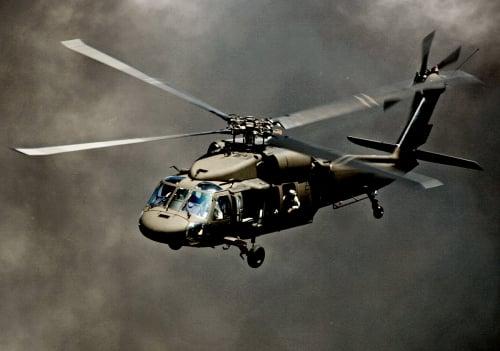 Trực thăng Không quân Mỹ rơi tại Nhật Bản, 17 người được giải cứu 1