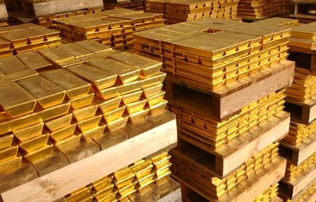 Vàng SJC tiến mức 35 triệu đồng/lượng 1