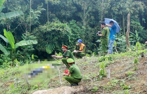 Thảm sát ở Yên Bái: Nghi phạm báo tin cho bố ruột sau khi gây án 1