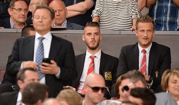 De Gea tiếp tục ngồi ngoài ở vòng 2 Ngoại hạng Anh 1