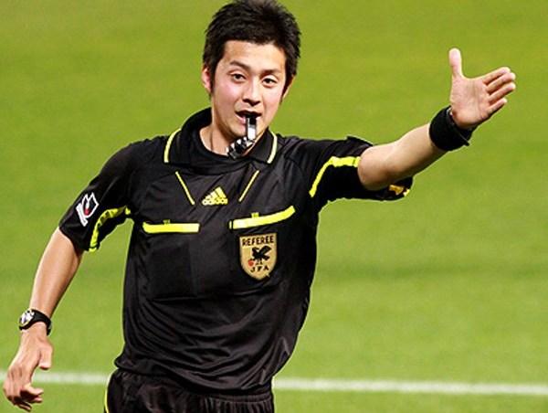 Trọng tài Nhật Bản sẽ cầm còi trận đấu giữa Hà Nội T&T - B.Bình Dương 1