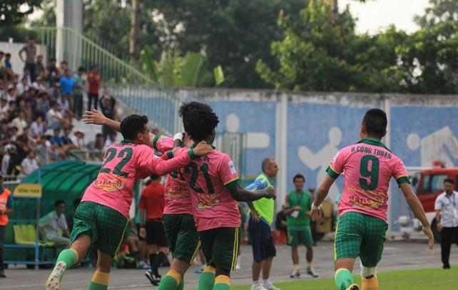 Thua Đồng Tháp, HAGL tiếp tục đứng cuối bảng xếp hạng 1