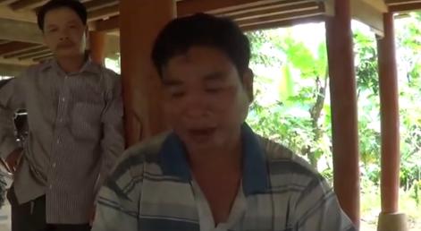 Phút đối mặt với nghi phạm gây thảm sát Yên Bái trong rừng 1