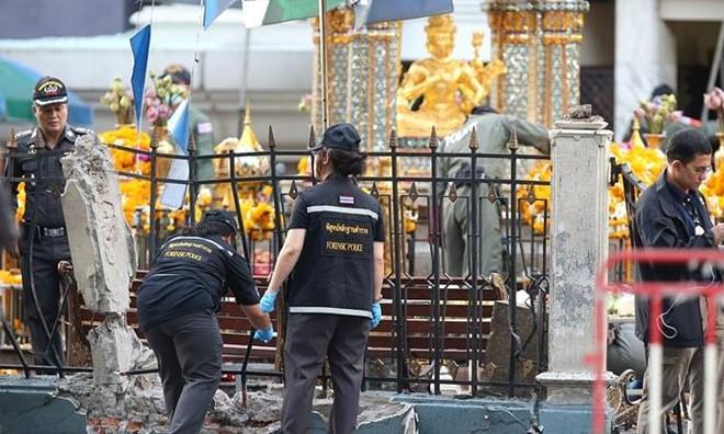 Lộ diện nghi phạm đánh bom ở thủ đô Bangkok 4