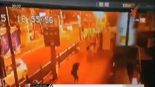 Nổ bom ở Bangkok: Quyết định vào phút chót cứu cả gia đình 2