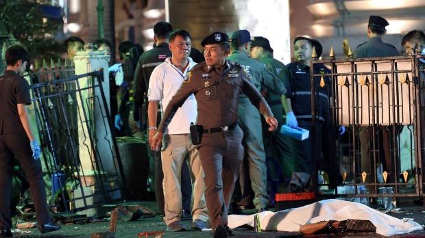 Nổ bom ở Bangkok: Quyết định vào phút chót cứu cả gia đình 4