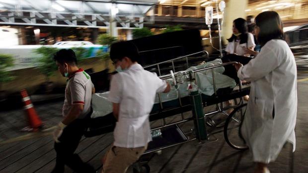 Nổ bom ở Bangkok: Quyết định vào phút chót cứu cả gia đình 5