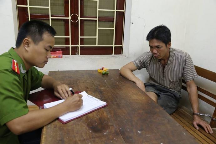 Án mạng ở Lạng Sơn: Nghi can sát hại 2 thanh niên ra đầu thú 1