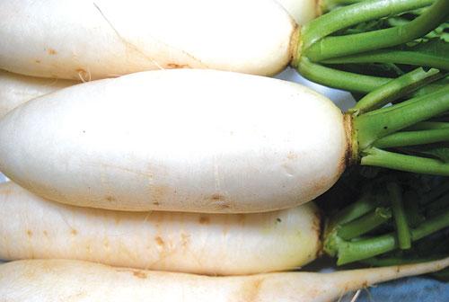 Củ cải trắng và những lợi ích bất ngờ 4