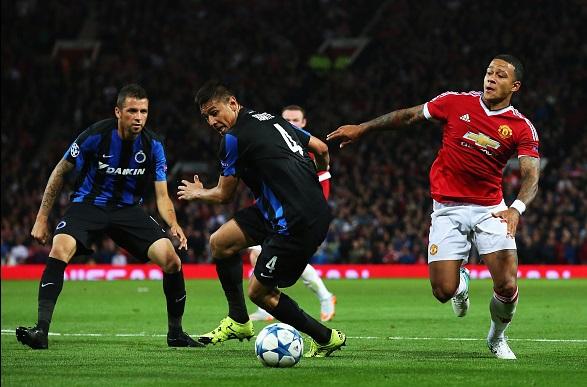 Tân binh tỏa sáng, M.U đánh bại Club Brugge 1
