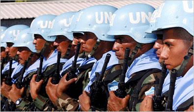 Lính gìn giữ hòa bình LHQ bị cáo buộc hiếp dâm ở Trung Phi 1