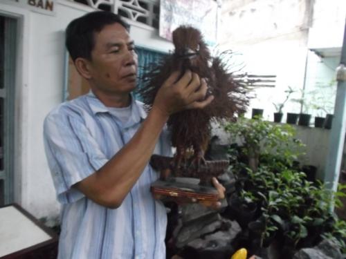 Chiêm ngưỡng bộ sưu tập rễ tre độc nhất vô nhị ở Việt Nam 1