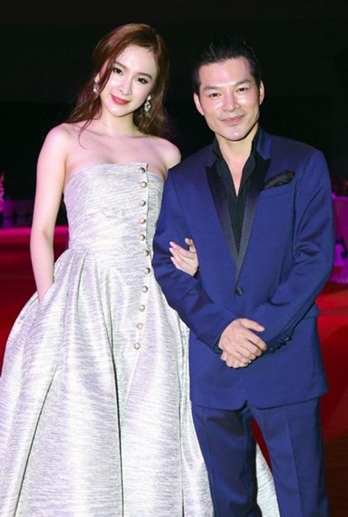 Angela Phương Trinh - bí mật bước ngoặt cuộc đời với Trần Bảo Sơn? 4