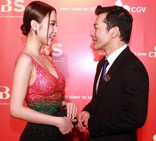 Angela Phương Trinh - bí mật bước ngoặt cuộc đời với Trần Bảo Sơn? 7