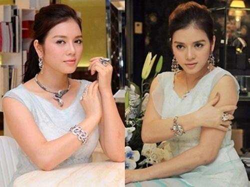 Cuộc sống xa hoa của những mỹ nhân giàu nhất showbiz Việt 1