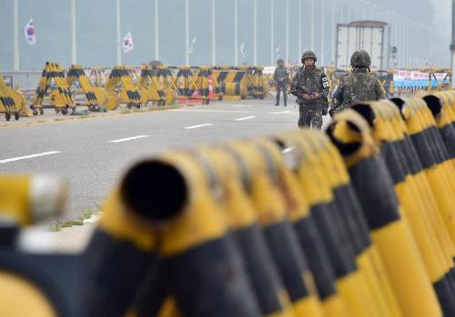 Triều Tiên tuyên bố sẵn sàng chiến tranh toàn diện với Hàn Quốc 3