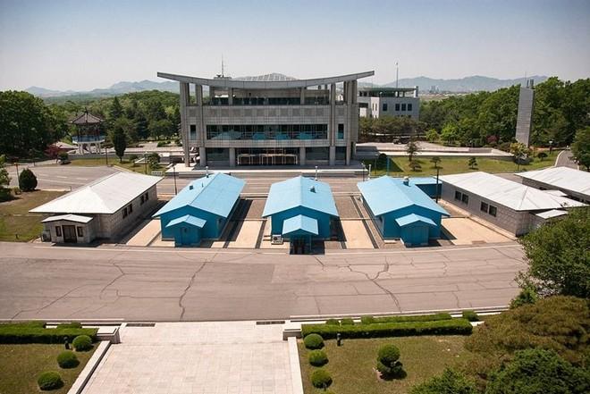 Cận cảnh Bàn Môn Điếm: Làng đình chiến Triều Tiên - Hàn Quốc 1