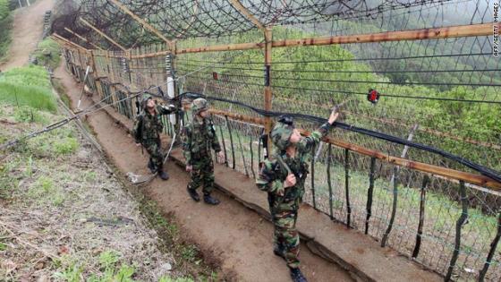 Cận cảnh Bàn Môn Điếm: Làng đình chiến Triều Tiên - Hàn Quốc 4