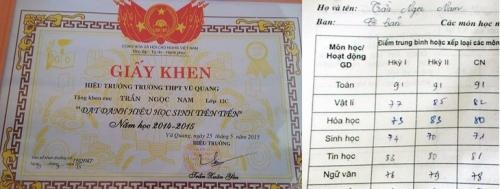 Đạt 24,5 điểm, nam sinh Hà Tĩnh vẫn quyết định học nghề 1