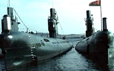 50 tàu ngầm Triều Tiên đã rời khỏi căn cứ 1