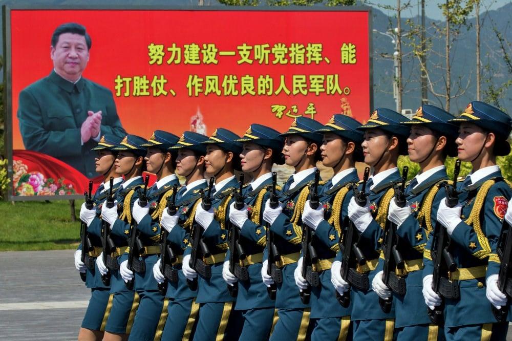 Trung Quốc chuẩn bị cho màn duyệt binh lớn nhất từ trước tới nay 1