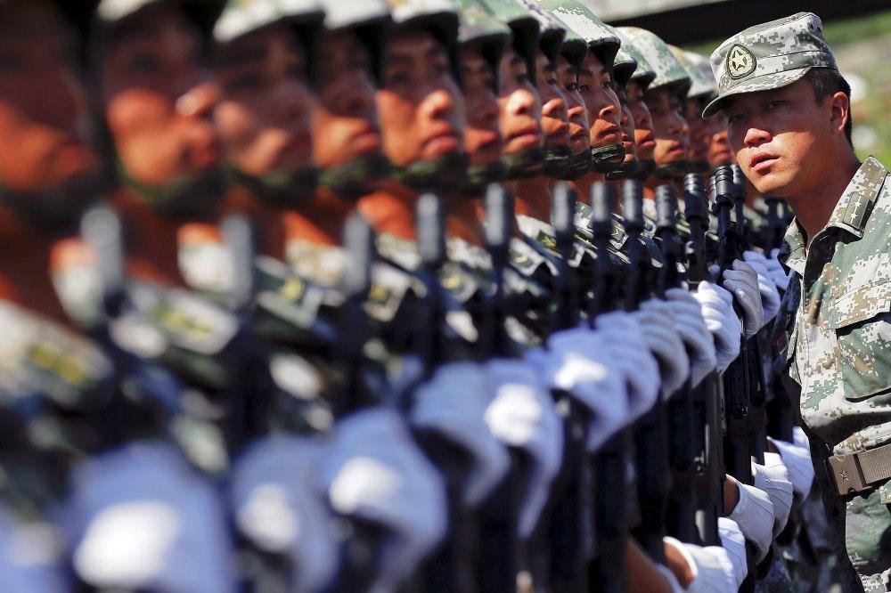 Trung Quốc chuẩn bị cho màn duyệt binh lớn nhất từ trước tới nay 3
