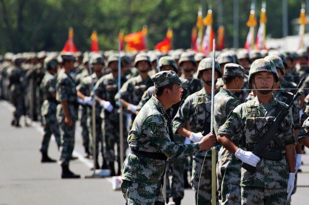 Trung Quốc chuẩn bị cho màn duyệt binh lớn nhất từ trước tới nay 4