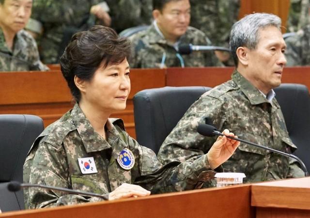Hình ảnh Hàn Quốc yêu cầu Triều Tiên xin lỗi vì khiêu khích vũ trang số 1