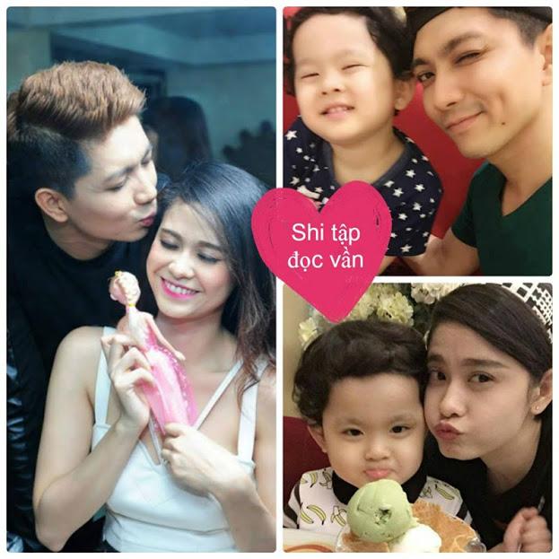 Vợ chồng Tim - Trương Quỳnh Anh ngày càng hạnh phúc 4