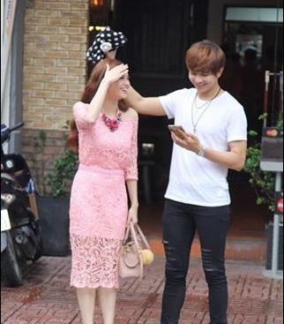 Vợ chồng Tim - Trương Quỳnh Anh ngày càng hạnh phúc 5