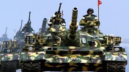 Trung Quốc tổ chức duyệt binh lớn để cảnh cáo Mỹ 1