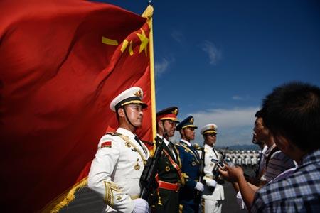 Trung Quốc tổ chức duyệt binh lớn để cảnh cáo Mỹ 3